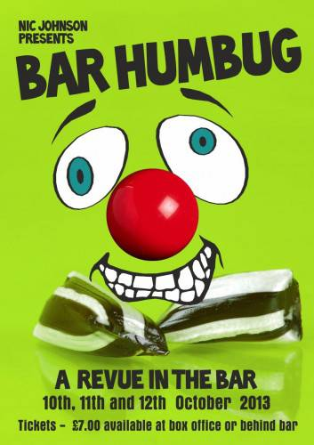 Bar Humbug Advert