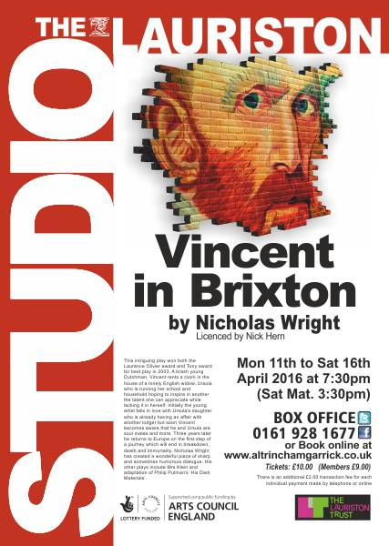 Vincent in Brixton