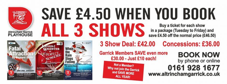 3 Show Deal