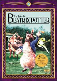 The Tales Of Beatrix Potter poster