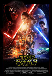 Star Wars : The Force Awakens