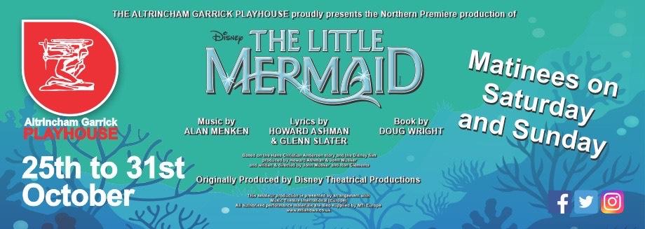 The Little Mermaid Slider